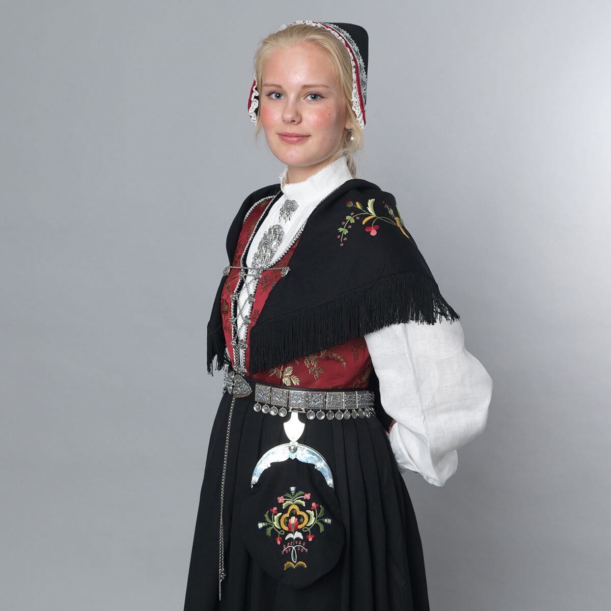 Rogalandsbunad Bjerkreim-104
