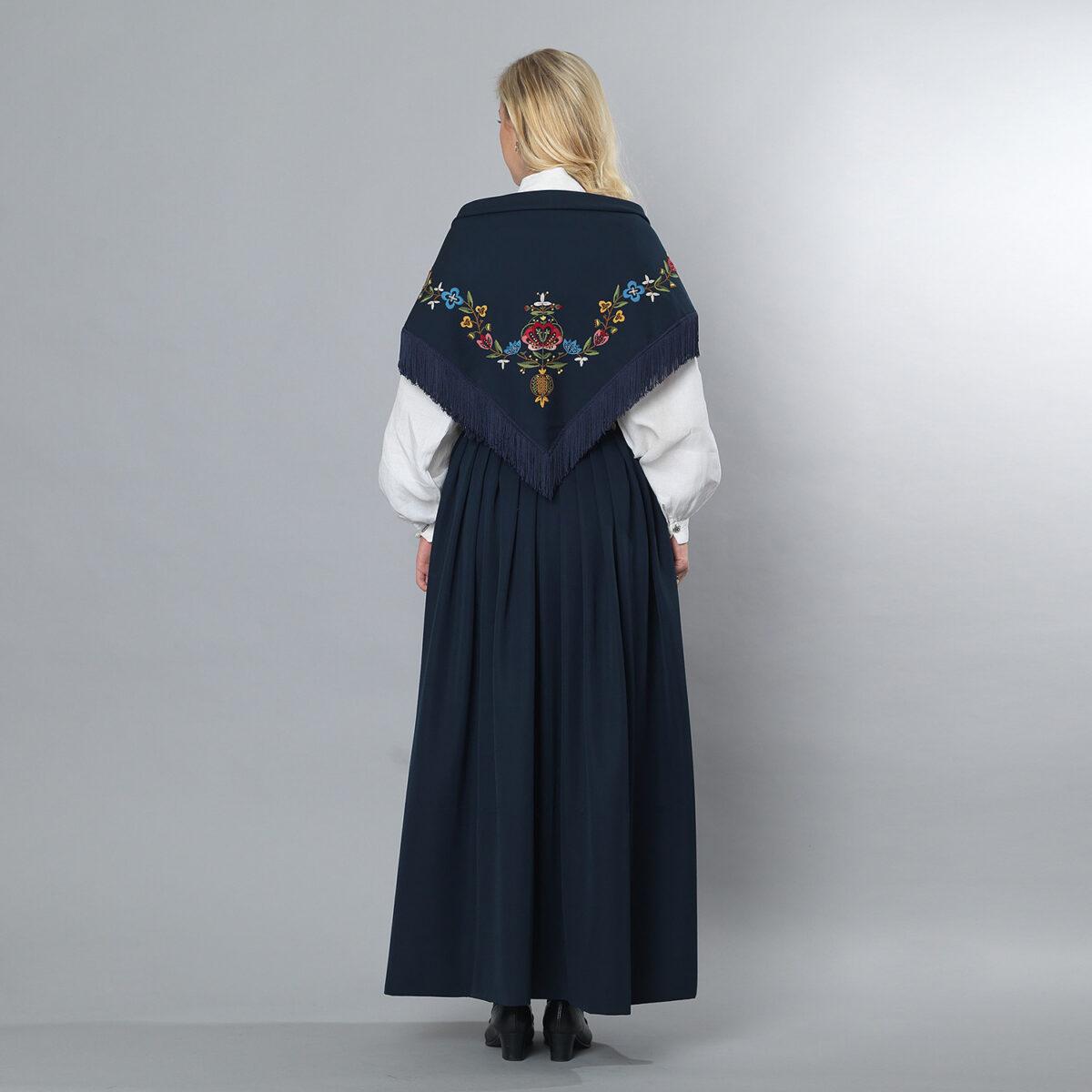 Rogalandsbunad Jelsa-93
