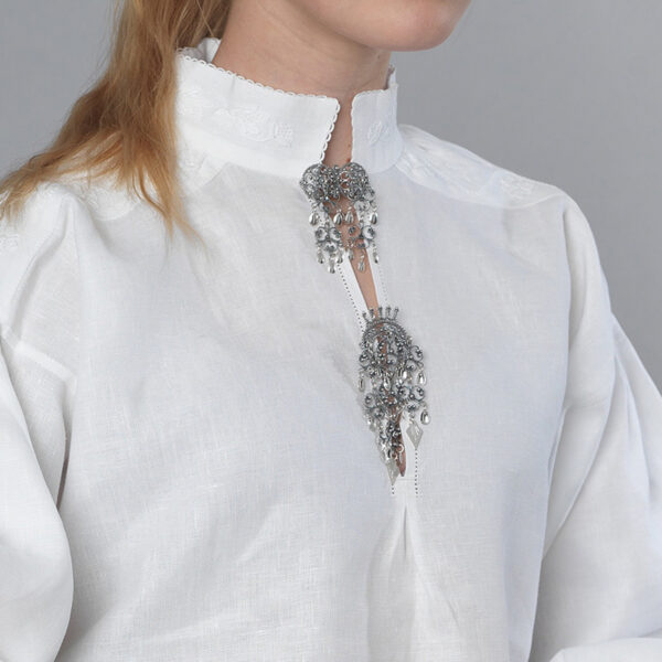 Gudbrandsdalen linskjorte -0
