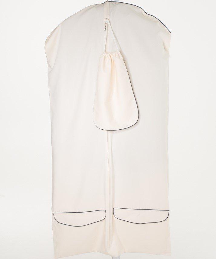 Herrepose, hvit 130 cm-0