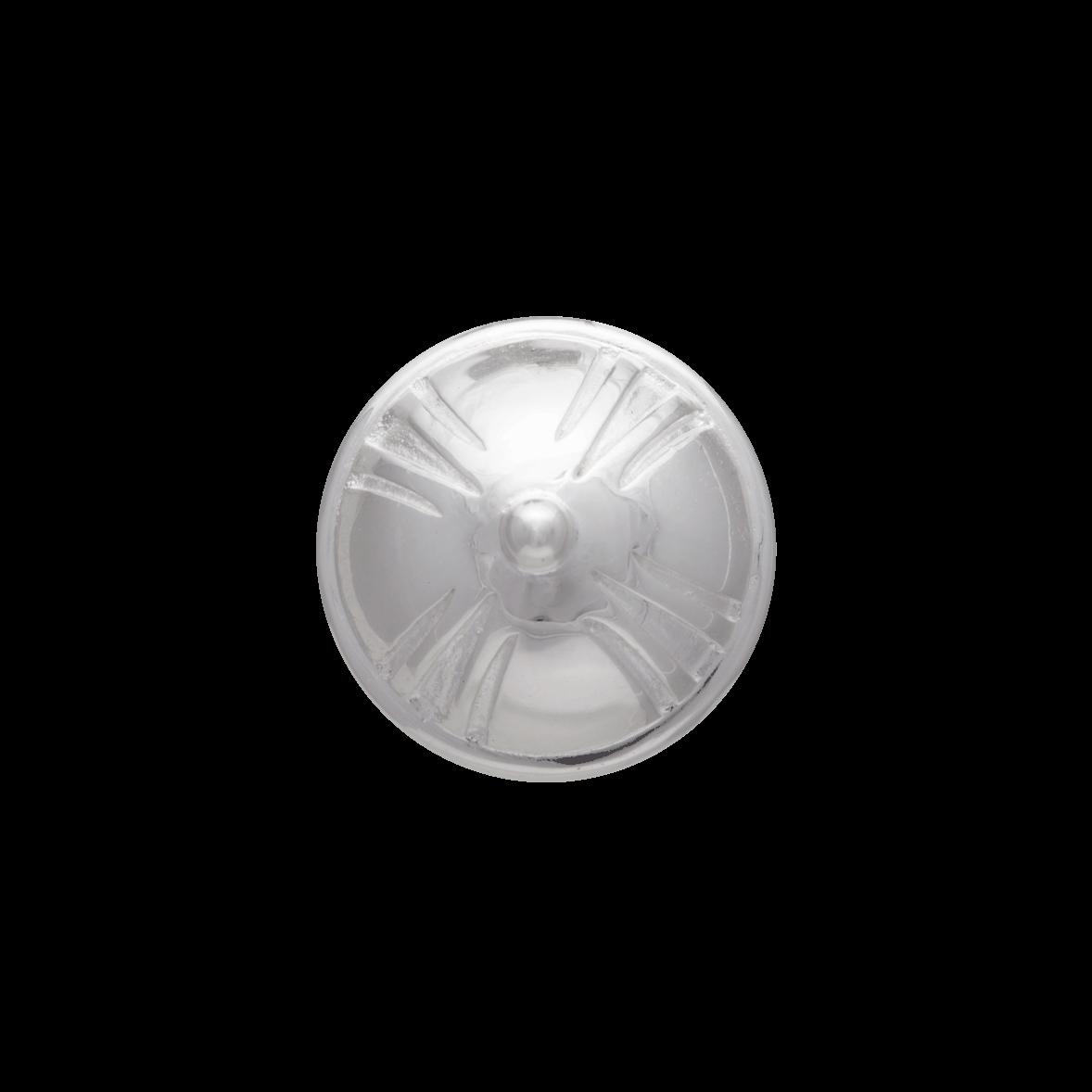 Agderknapp, 14mm-0